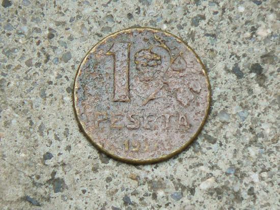 1 peseta (1937)