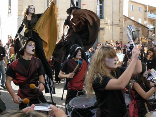 festa de las bruixes (fête des sorcières) à tresserre