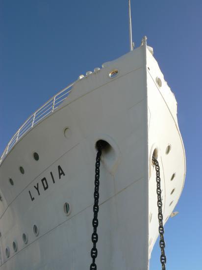 le lydia,paquebot des sables à port-barcarès