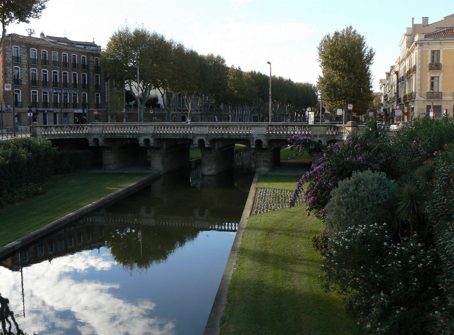 Perpignan la catalane for Espace vert perpignan