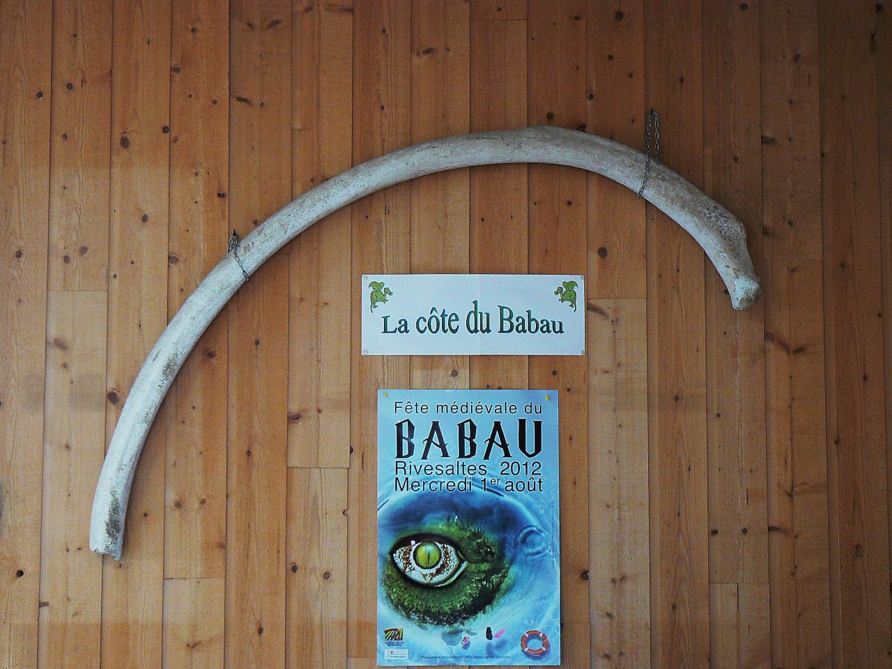 Rivesaltes la l gende du babau - Office tourisme rivesaltes ...